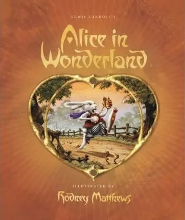 Alice by Rodney Matthews