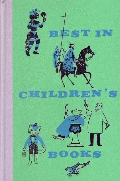 Best in Childrens Books Vol 33