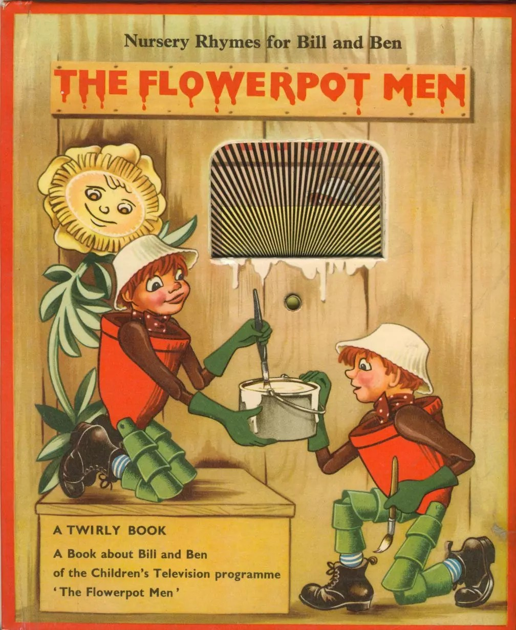 Janet Anne Grahame Johnstone BBC Nursery Rhymes for Bill and Ben