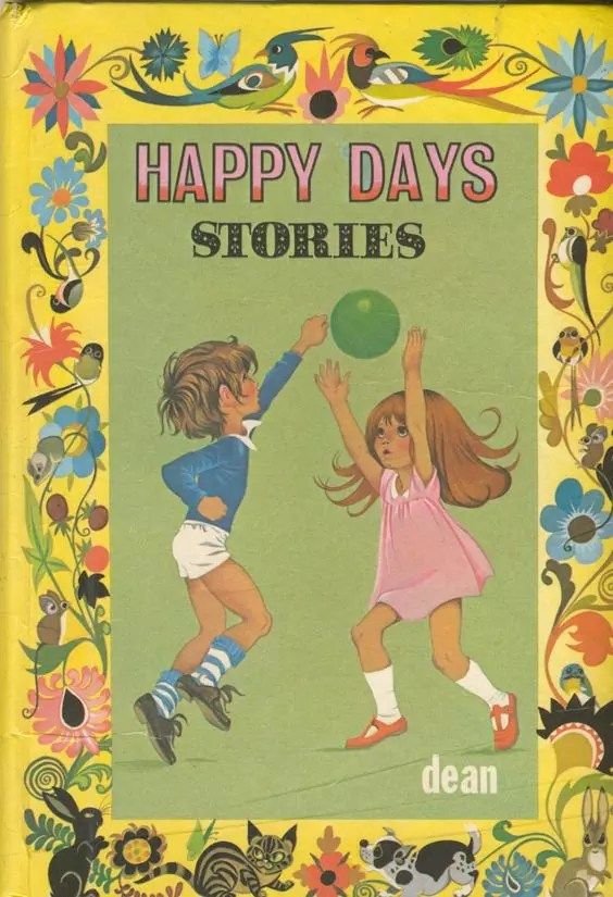 Janet Anne Grahame Johnstone Deans Tales Happy Days Stories