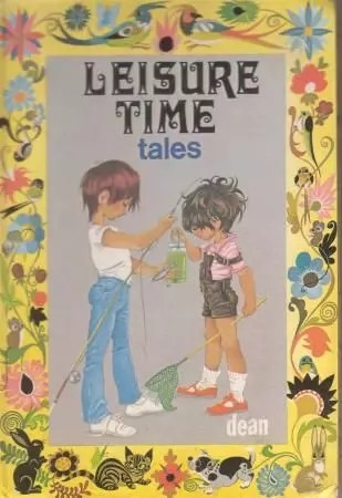 Janet Anne Grahame Johnstone Deans Tales Leisure Time Tales