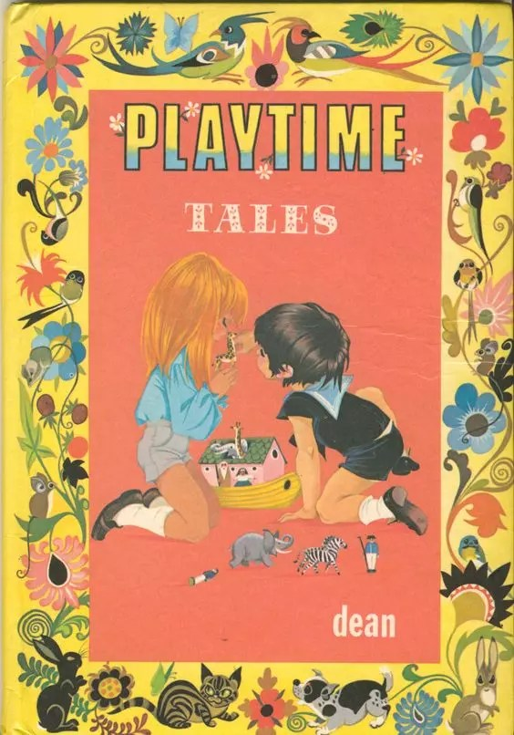 Janet Anne Grahame Johnstone Deans Tales Playtime Tales