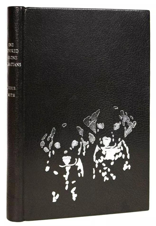 Janet Anne Grahame Johnstone Dodie Smith 101 Dalmations chelsea black
