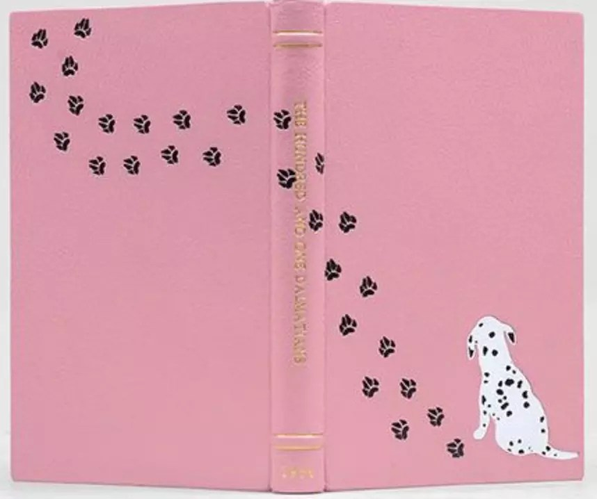 Janet Anne Grahame Johnstone Dodie Smith 101 Dalmations chelsea pink