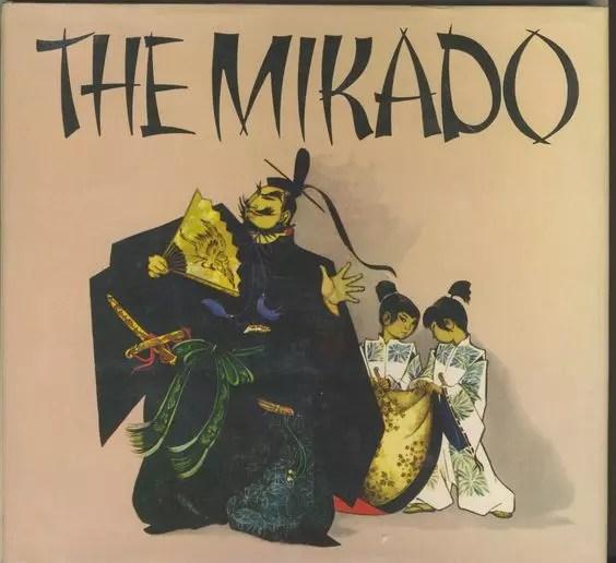 Janet Anne Grahame Johnstone Gilbert Sullivan The Mikado
