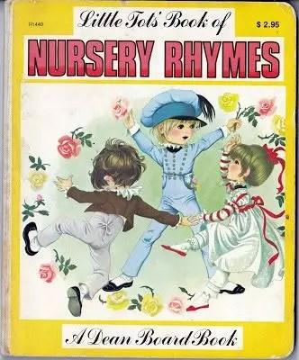Janet Anne Grahame Johnstone Little Tots Book of Nursery Rhymes