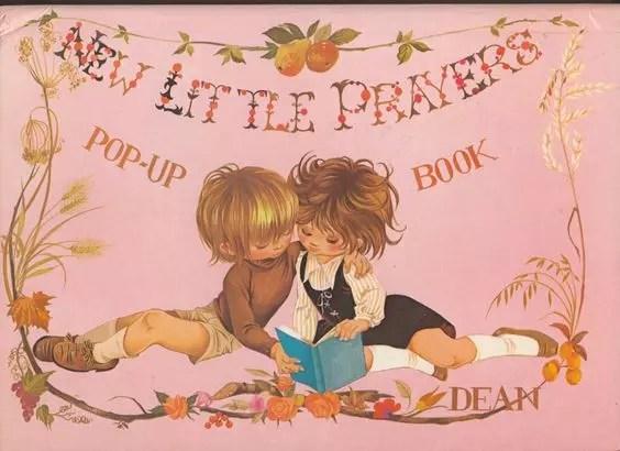 Janet Anne Grahame Johnstone New Little Prayers Pop up Book