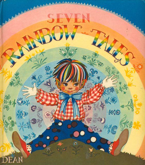 Janet Anne Grahame Johnstone Rainbow Seven Rainbow Tales