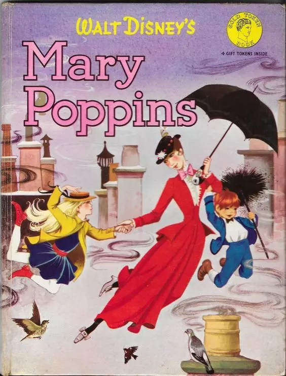 Janet Anne Grahame Johnstone Walt Disneys Mary Poppins
