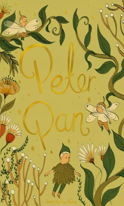 wordsworth collectors editions peter pan by j m barrie