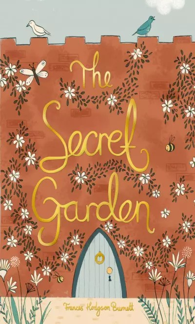 wordsworth collectors editions secret garden by frances hodgson burnett