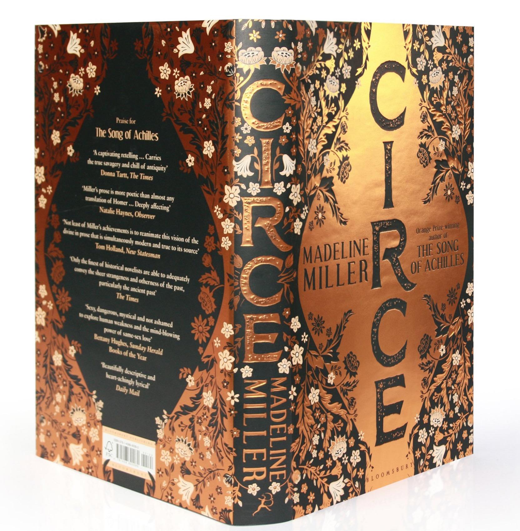 Circe Madeline Miller full cover