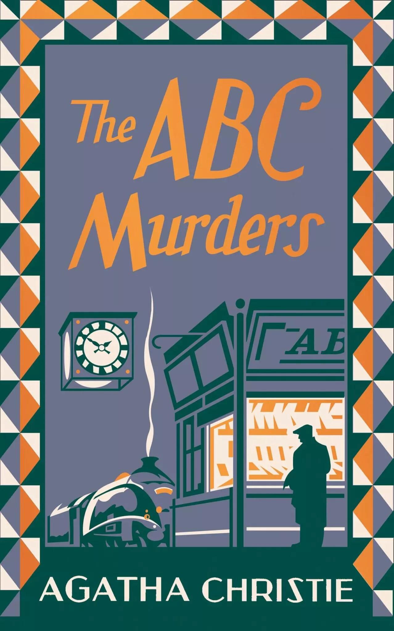 agatha christie se abc murders cover