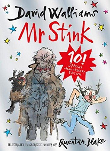 david walliams mr stink 10th ed