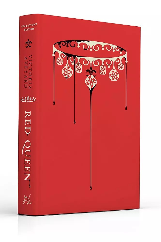 red queen collectors edition