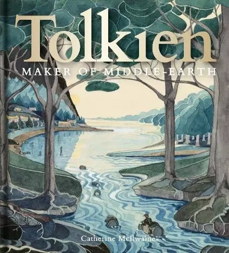 tolkien maker of middle earth cover