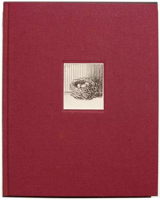 1987 CVS Neighbourly Birds Lettered Edition