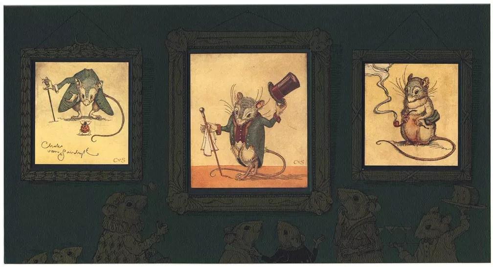 2000 CVS Ephemera Prospectus Mice Invitation