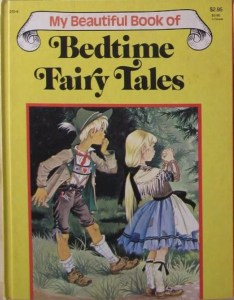GJT My Beautiful Book of Bedtime Fairy Tales