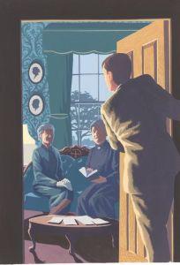Agatha Christie FS Andrew Davidson Marple Pocket Full of Rye Int1