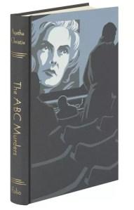 Agatha Christie FS Andrew Davidson Poirot The ABC Murders Cover