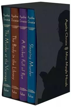 Agatha Christie FS Miss Marple Novels Boxed set