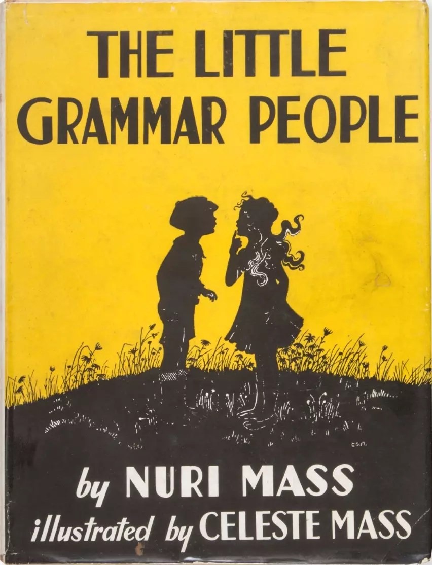 Nuri Mass The Little Grammar People cover
