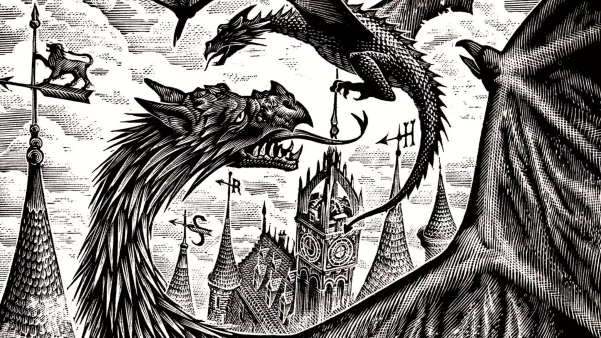 andrew davidson jk rowling adult harry potter illustration