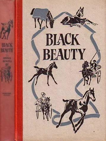 Doubleday JDE Black Beauty FULL cover