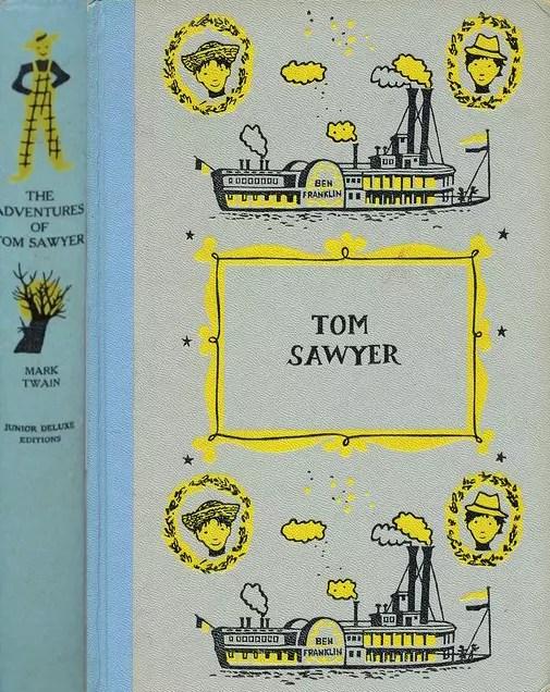 JDE Adventures of Tom Sawyer FULL new cover