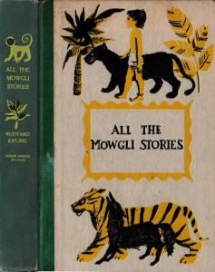 JDE All the Mowgli Stories FULL dark green cover