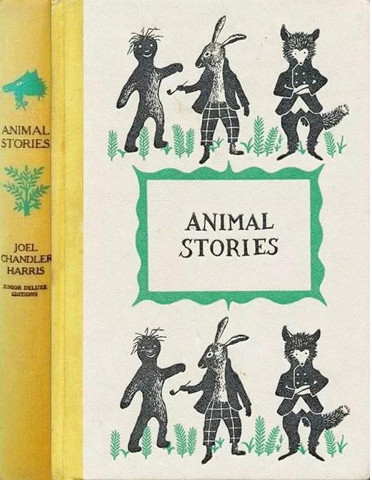 JDE Animal Stories FULL cover