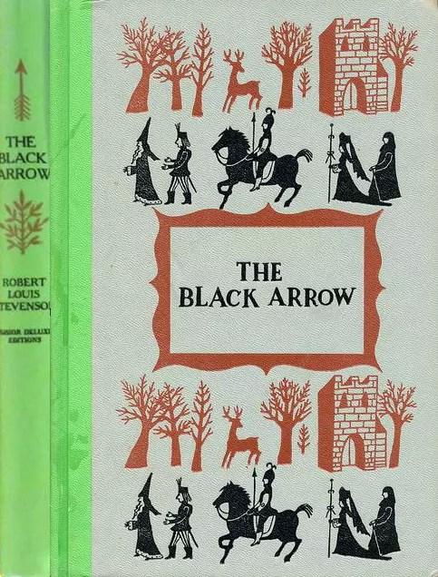 JDE Black Arrow FULL light green cover