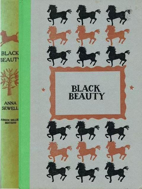 JDE Black Beauty alt spine FULL cover