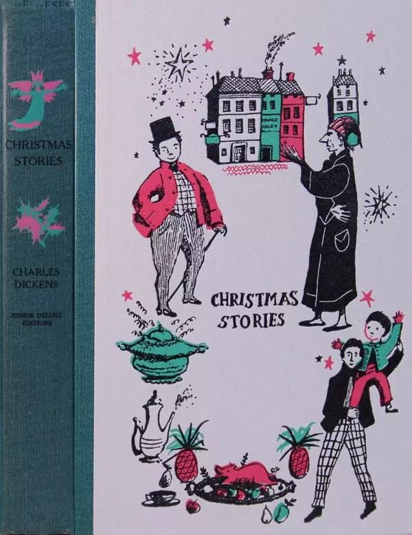 JDE Christmas Stories FULL green cover