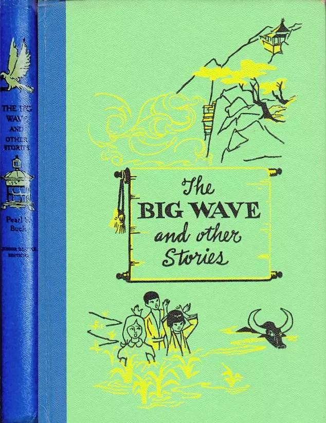JDE The Big Wave FULL cover