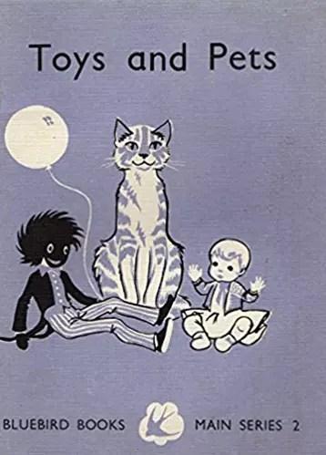 Grahame Johnstone Bluebird Books Toys and Pets