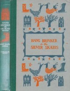 JDE Hans brinker FULL green cover