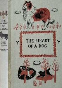JDE Heart of a Dog FULL grey cover