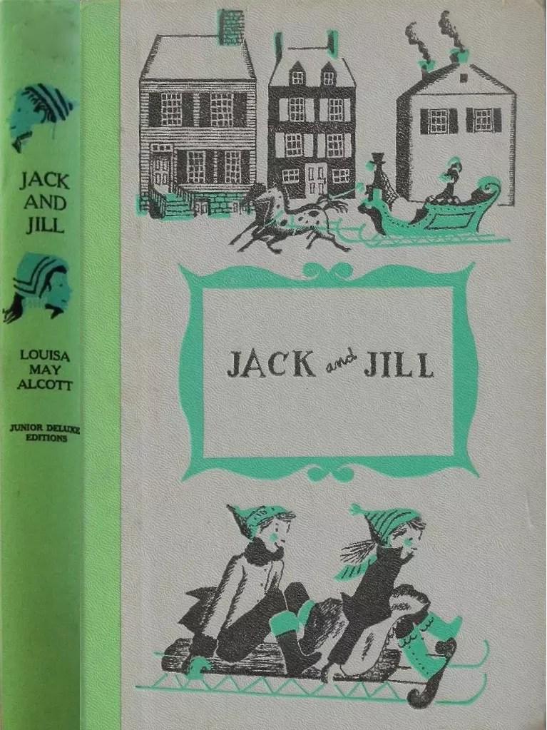 JDE Jack and Jill FULL green cover