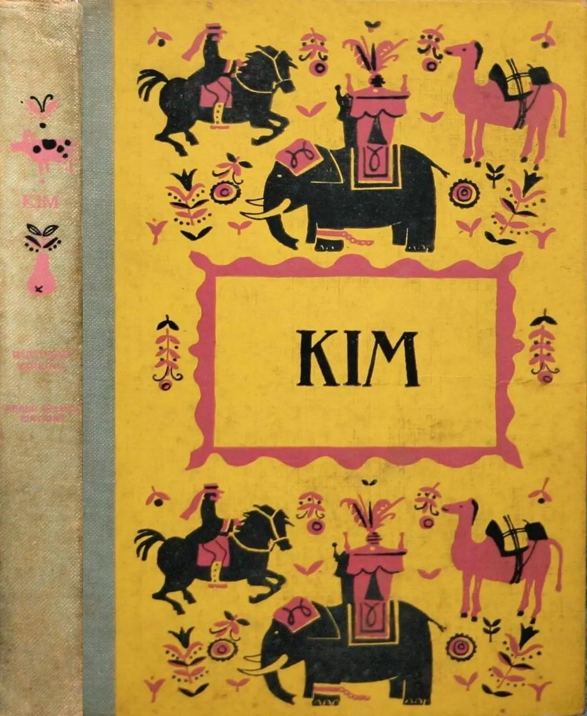 JDE Kim FULL yellow cover