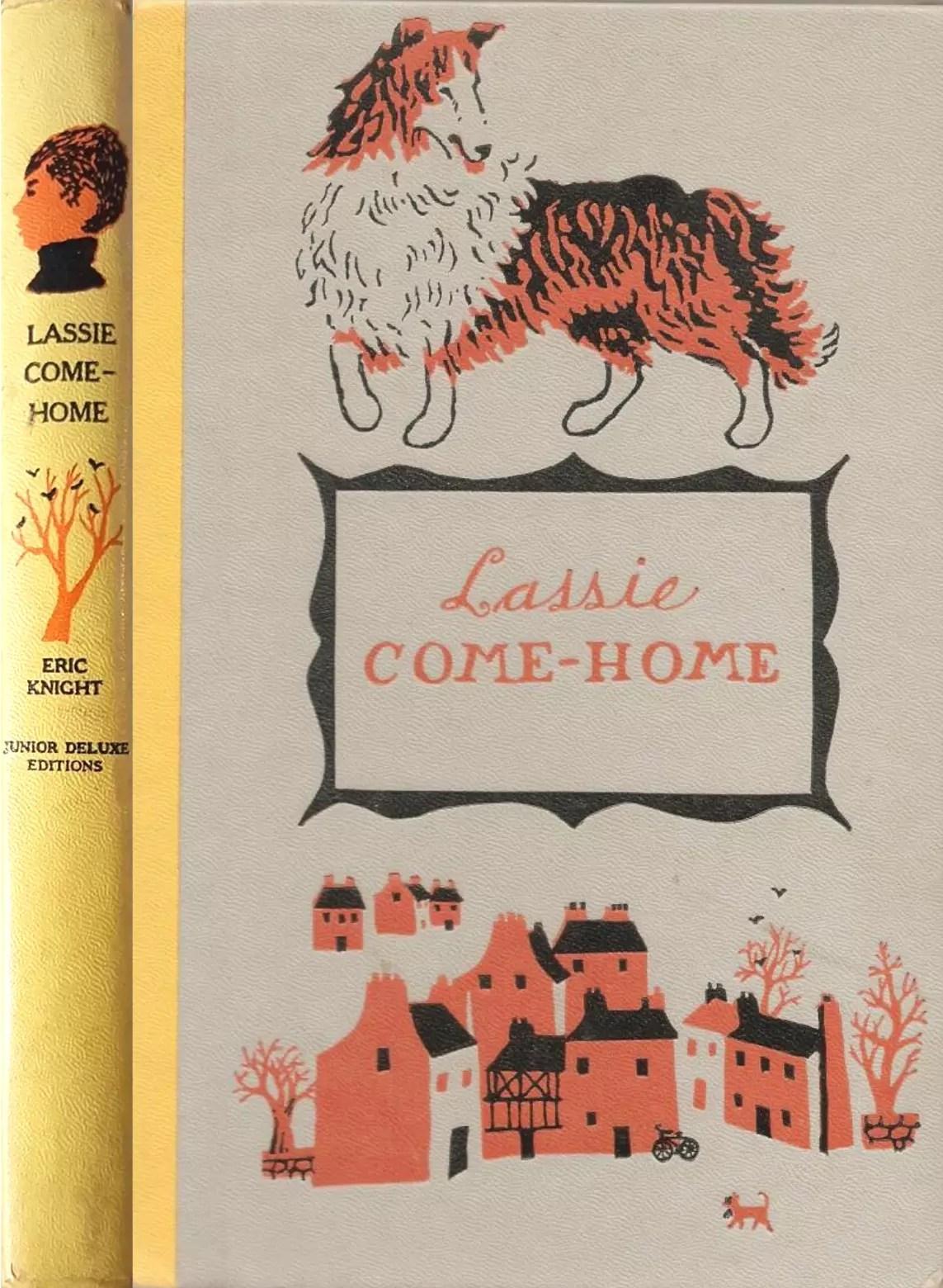 JDE Lassie Come Home FULL cover