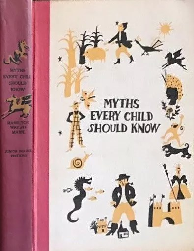 JDE Myths Every Child Should Know FULL old red cover