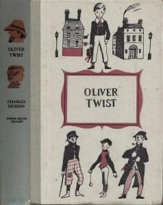 JDE Oliver Twist FULL grey cover