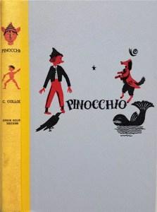JDE Pinocchio empty FULL cover