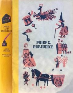 JDE Pride Prejudice FULL old yellow cover