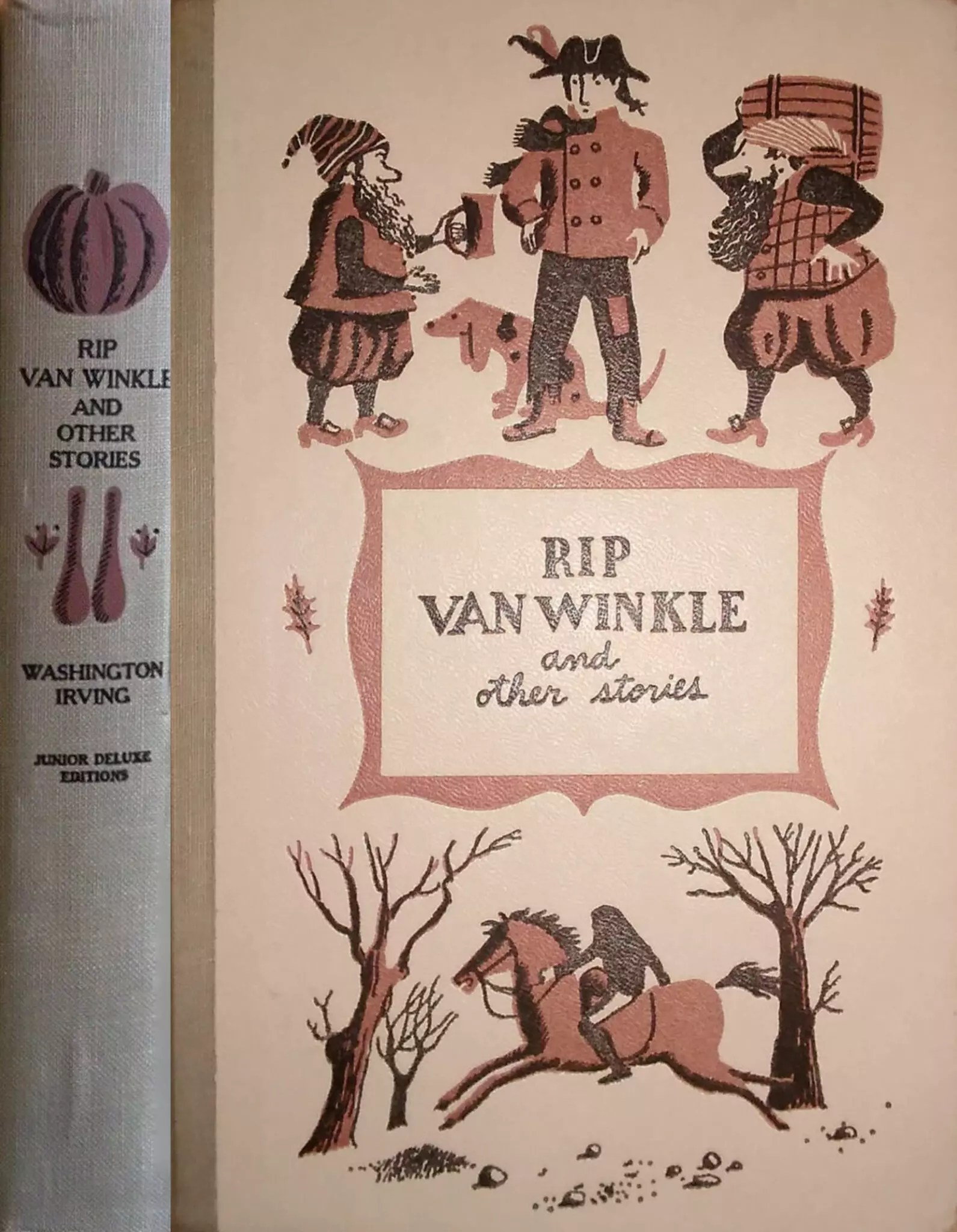 JDE Rip van Winkle FULL grey cover