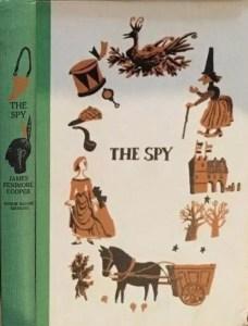 JDE The Spy FULL cover