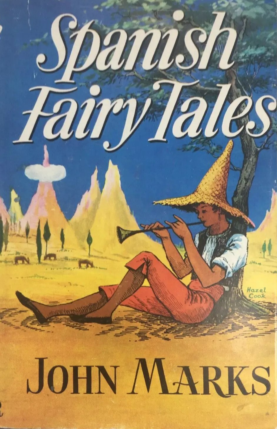 Muller Spanish Fairy Tales Marks