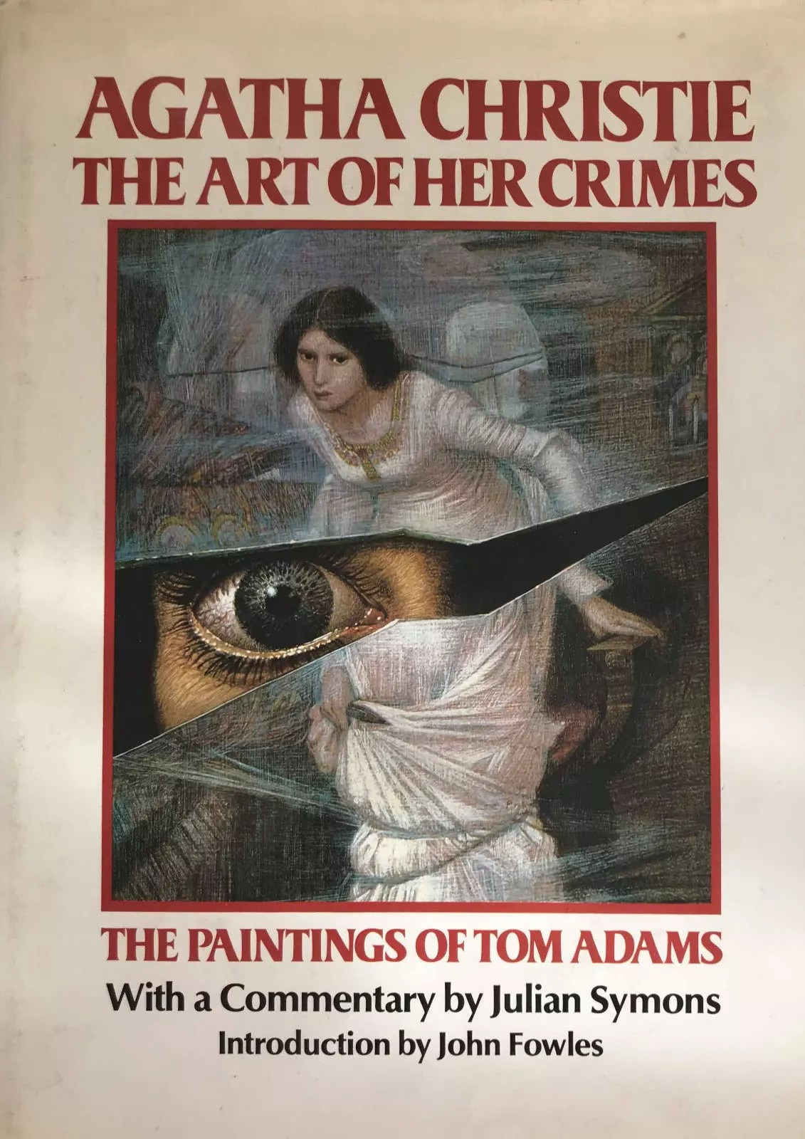 Tom Adams Agatha Christie Art of Her Crimes